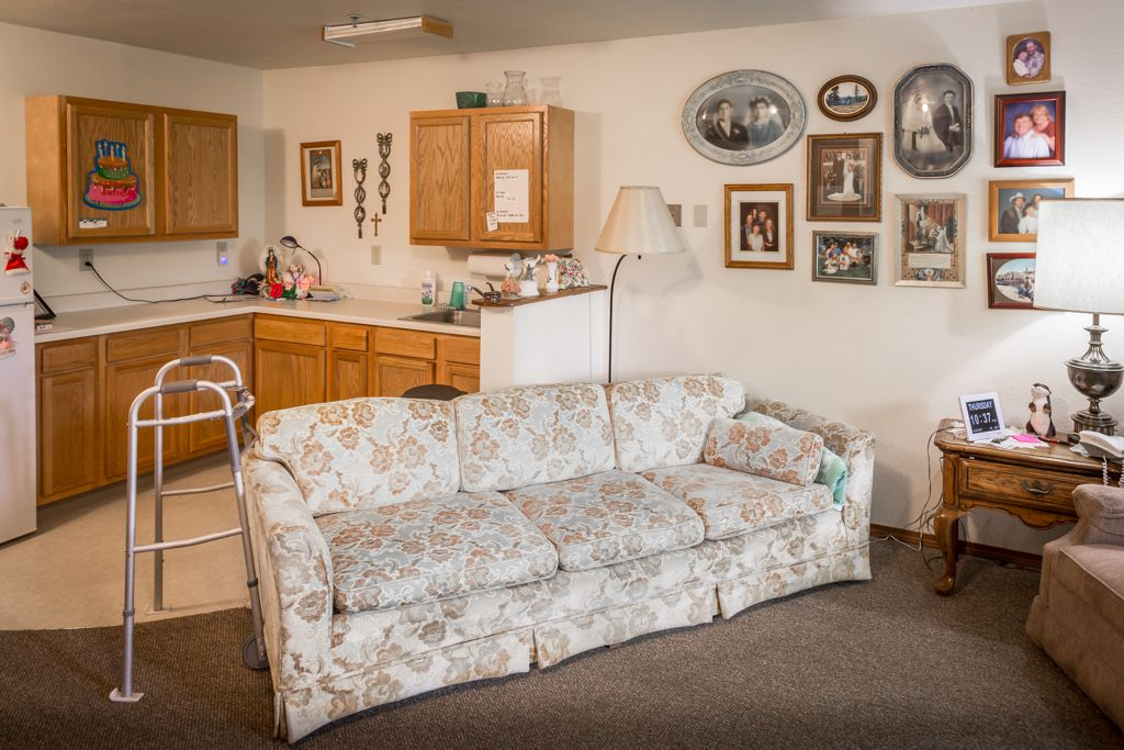 assisted living apartments evergreen estates